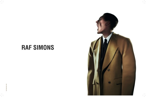 RAF SIMONS 10 Men-Yellow